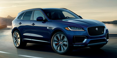 New Jaguar F-Pace for Sale Charleston SC