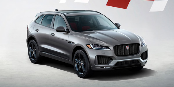 New Jaguar F-PACE for Sale Fort Pierce FL