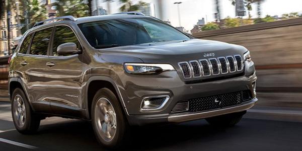New Jeep Cherokee for Sale Burlington NC