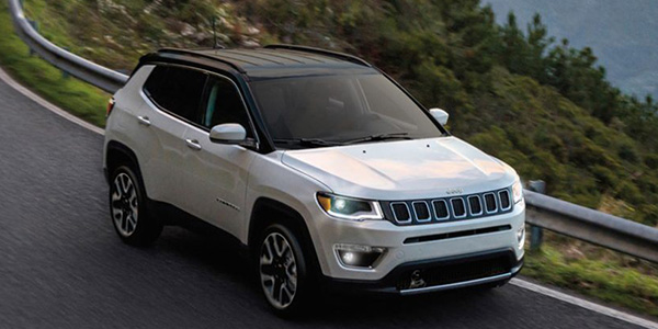 New Jeep Compass for Sale Asheboro NC