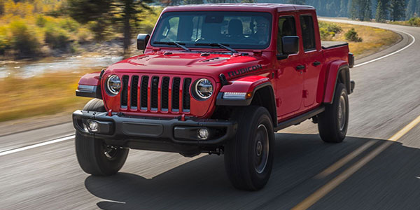 New Jeep Gladiator for Sale Delray Beach FL