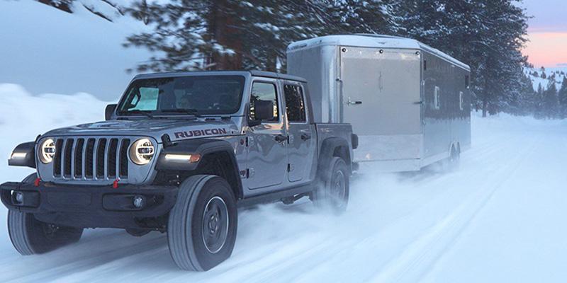 New Jeep Gladiator for Sale Breckenridge CO