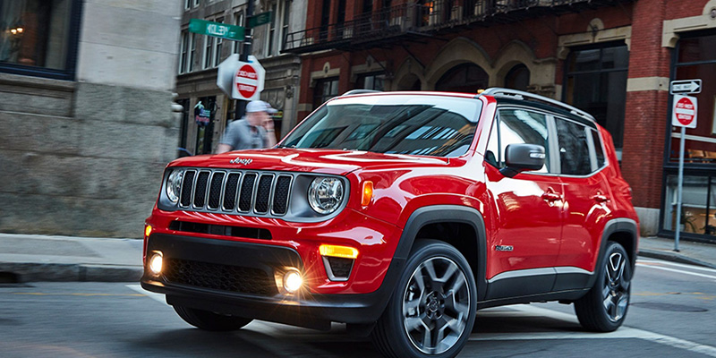 New Jeep Renegade for Sale Asheboro NC
