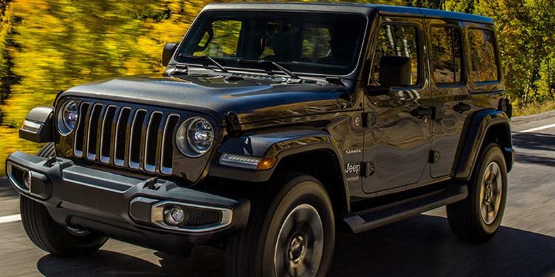 2021 Jeep Wrangler performance