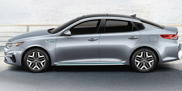 New Kia Optima Hybrid for Sale in Raleigh, NC