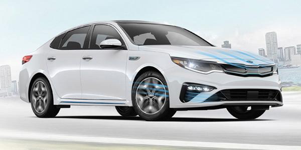 New Kia Optima Plug-in Hybrid for Sale Dearborn MI