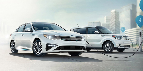 New Kia Optima Plug-in Hybrid for Sale New Bern NC