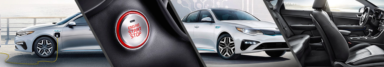 2020 Kia Optima Plug-in Hybrid For Sale Dearborn MI | Detroit