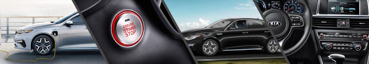 2020 Kia Optima Plug-in Hybrid For Sale Monroe NC Indian Trail