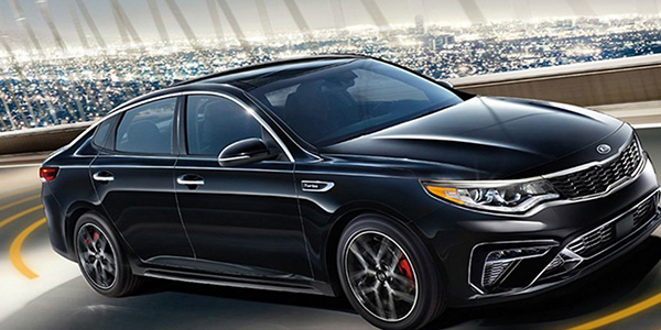 2020 Kia Optima design