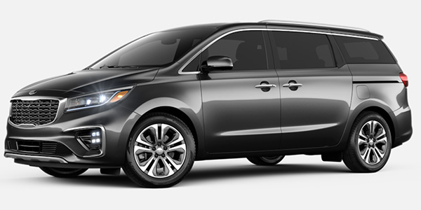 2020 Kia Sedona technology