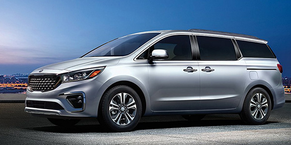 New Kia Sedona for Sale Wilmington NC