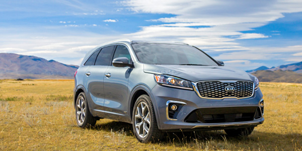 2020 Kia Sorento technology
