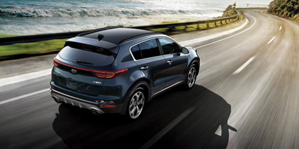 New 2020 Kia Sportage Fair Lawn NJ