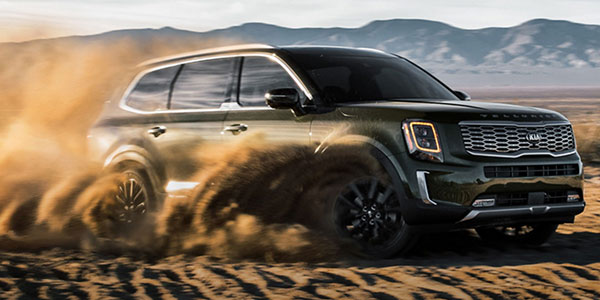 New Kia Telluride for Sale Wilmington NC