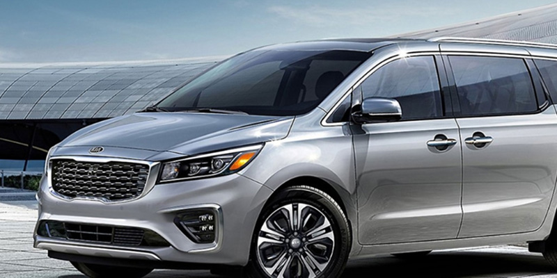 New Kia Sedona for Sale Ypsilanti MI