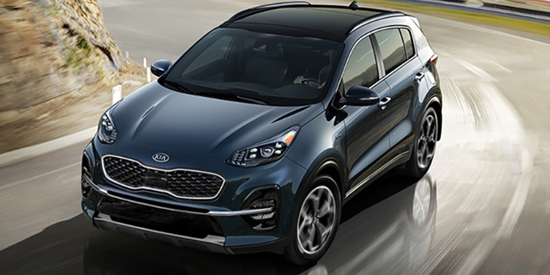 New Kia Sportage for Sale Raleigh NC