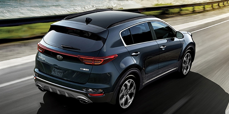 2021 Kia Sportage performance