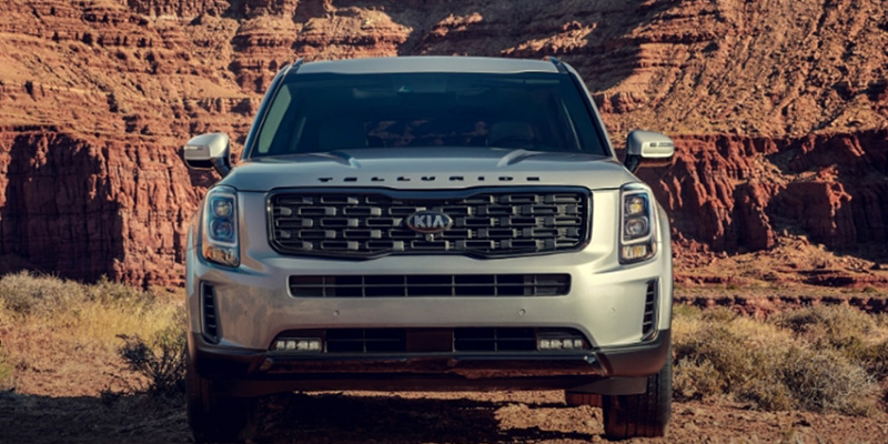 New Kia Telluride for Sale Raleigh NC