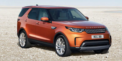 New Land Rover Discovery for Sale Charleston SC