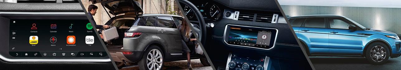 2019 Land Rover Range Rover EVOQUE For Sale Charleston SC | Mount Pleasant