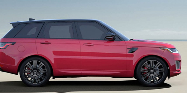 2020 Land Rover Range Rover Sport performance