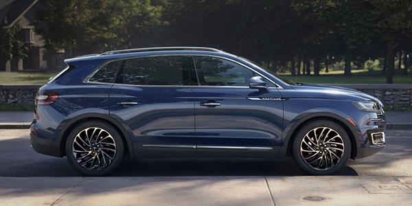 2020 Lincoln Nautilus technology