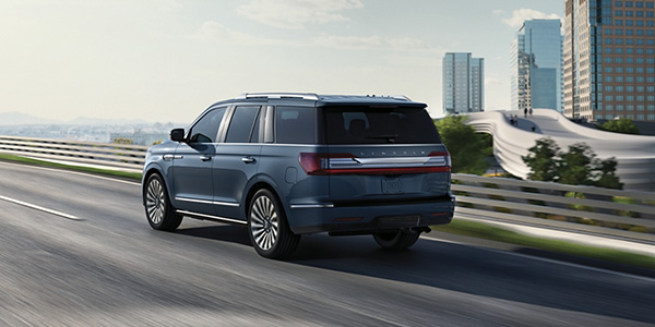 2020 Lincoln Navigator technology