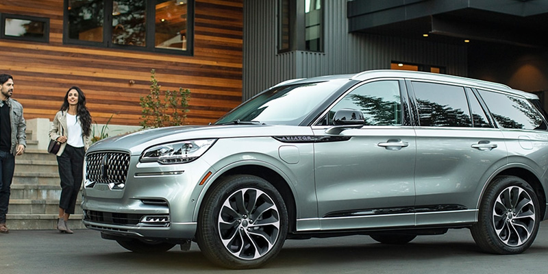2021 Lincoln Aviator technology
