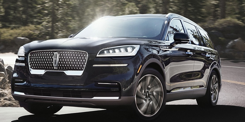 2021 Lincoln Aviator performance
