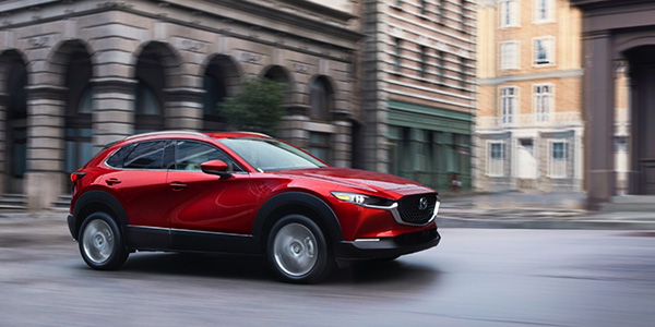 New Mazda CX-30 for Sale Naperville IL