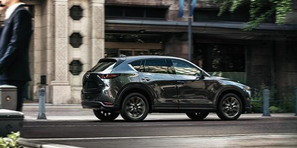 2020 Mazda CX-5 technology
