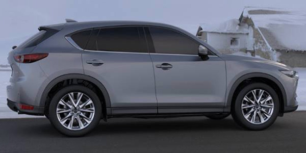2020 Mazda CX-5 design