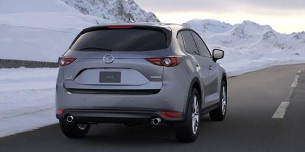 2020 Mazda CX-5 performance