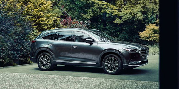 2020 Mazda CX-9 performance