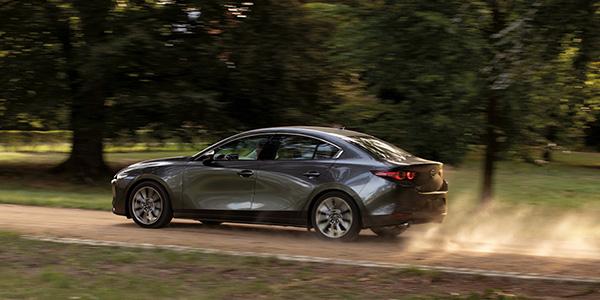 2020 Mazda Mazda3 technology