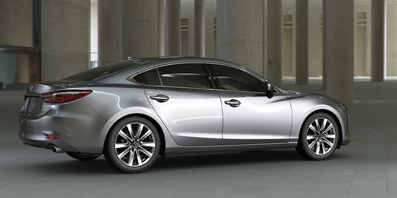 2020 Mazda Mazda6 technology