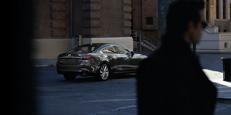 2020 Mazda Mazda6 performance