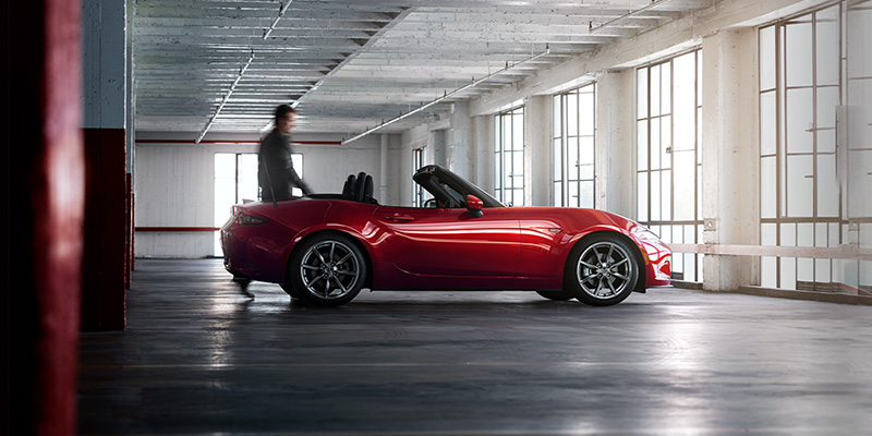 2020 Mazda MX-5 Miata performance