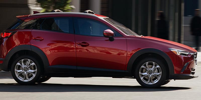 New Mazda CX-3 for Sale Naperville IL
