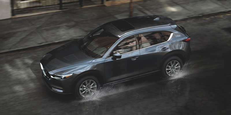2021 Mazda CX-5 performance