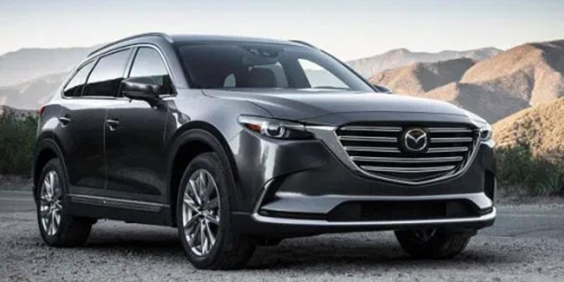 2021 Mazda CX-9 design