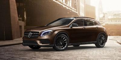 New Mercedes-Benz GLA for Sale Charleston SC
