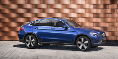 New Mercedes-Benz GLC Coupe for Sale Charleston SC