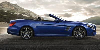 New Mercedes-Benz SL Roadster for Sale Charleston SC