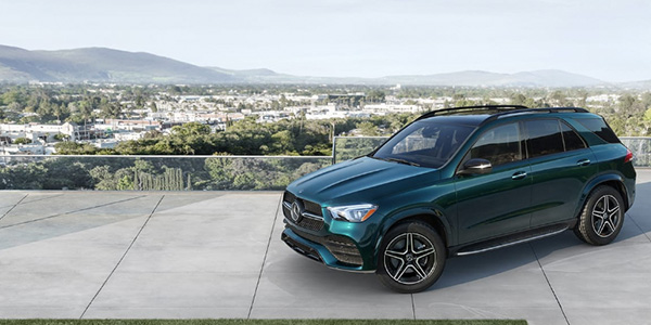 New Mercedes-Benz GLE for Sale Charleston SC
