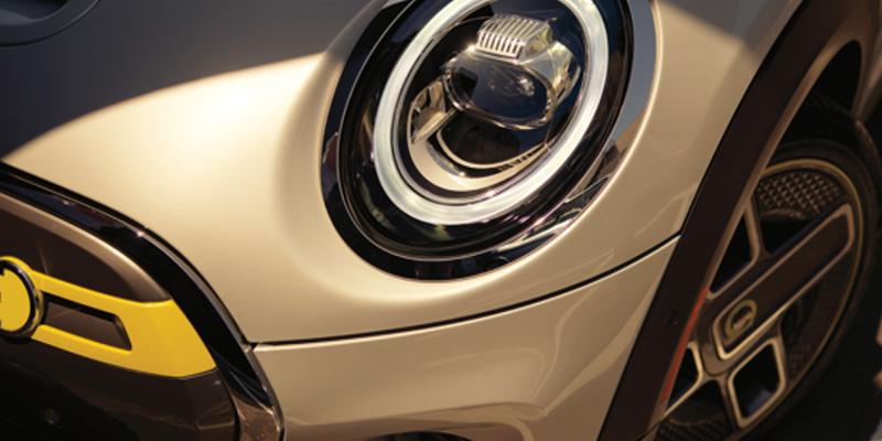 2021 MINI Electric Hardtop 2-Door technology