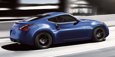 New Nissan 370Z Coupe for Sale Asheville NC