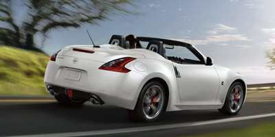 New Nissan 370Z Roadster for Sale Asheville NC