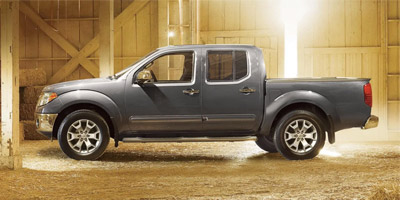 New Nissan Frontier for Sale Asheville NC